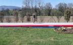 challenge n°7 saut 1/2tour  -1/1- 3/2 (540°) pour les compet 2tours(720°)